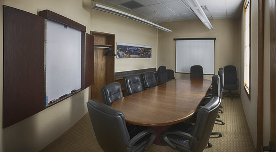 The Flour Mill Conference Room - Pittsford Office Space