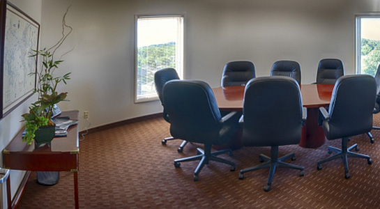 The Grain Tower Conference Room - Pittsford Office Space