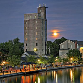 The Grain Tower at Schoen Place - Pittsford Office Space